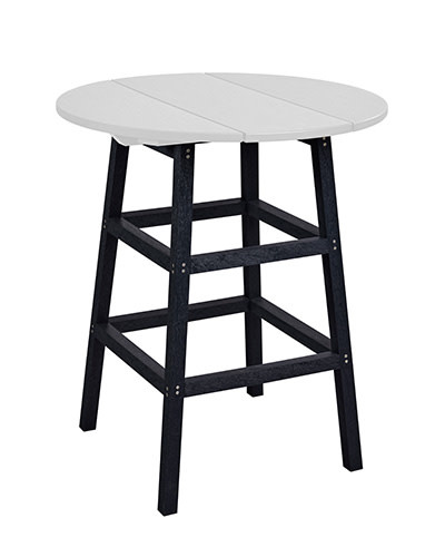 """40"""" Round Table Counter Table"""