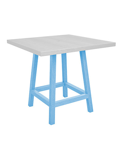 "40"" Square Counter Table"