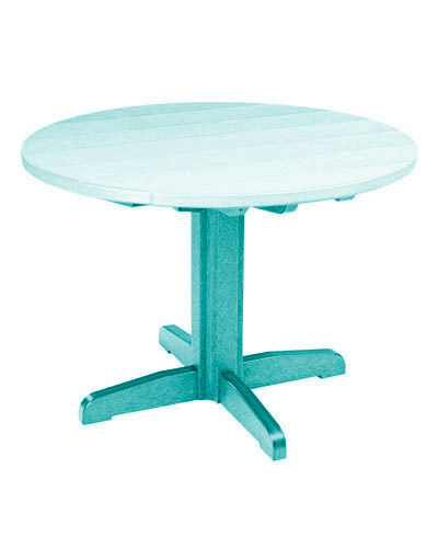 """40"""" Round Dining Pedestal Table"""