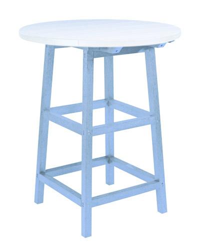 32'' Round Pub Table