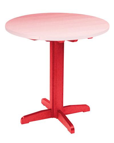 """32"""" Pub Pedestal Table"""