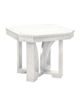 """St. Tropez 24"""" Square End Table"""