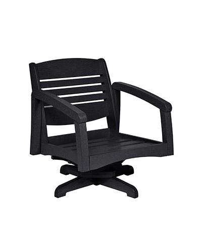 Bay Breeze Swivel Arm Chair
