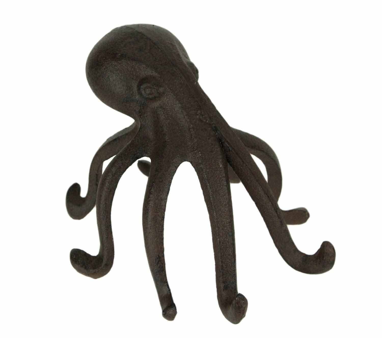 Cast Iron Octopus