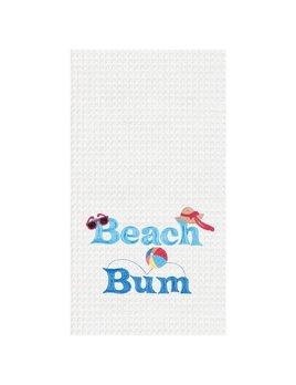 Kitchen Towel Beach Bum