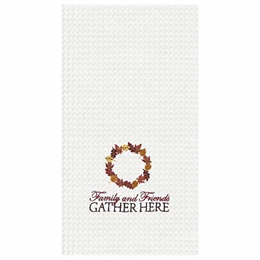 Kitchen Towel Family & Friends Gather