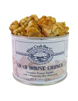 Blue Crab Bay Co. Nuts Crab House Crunch