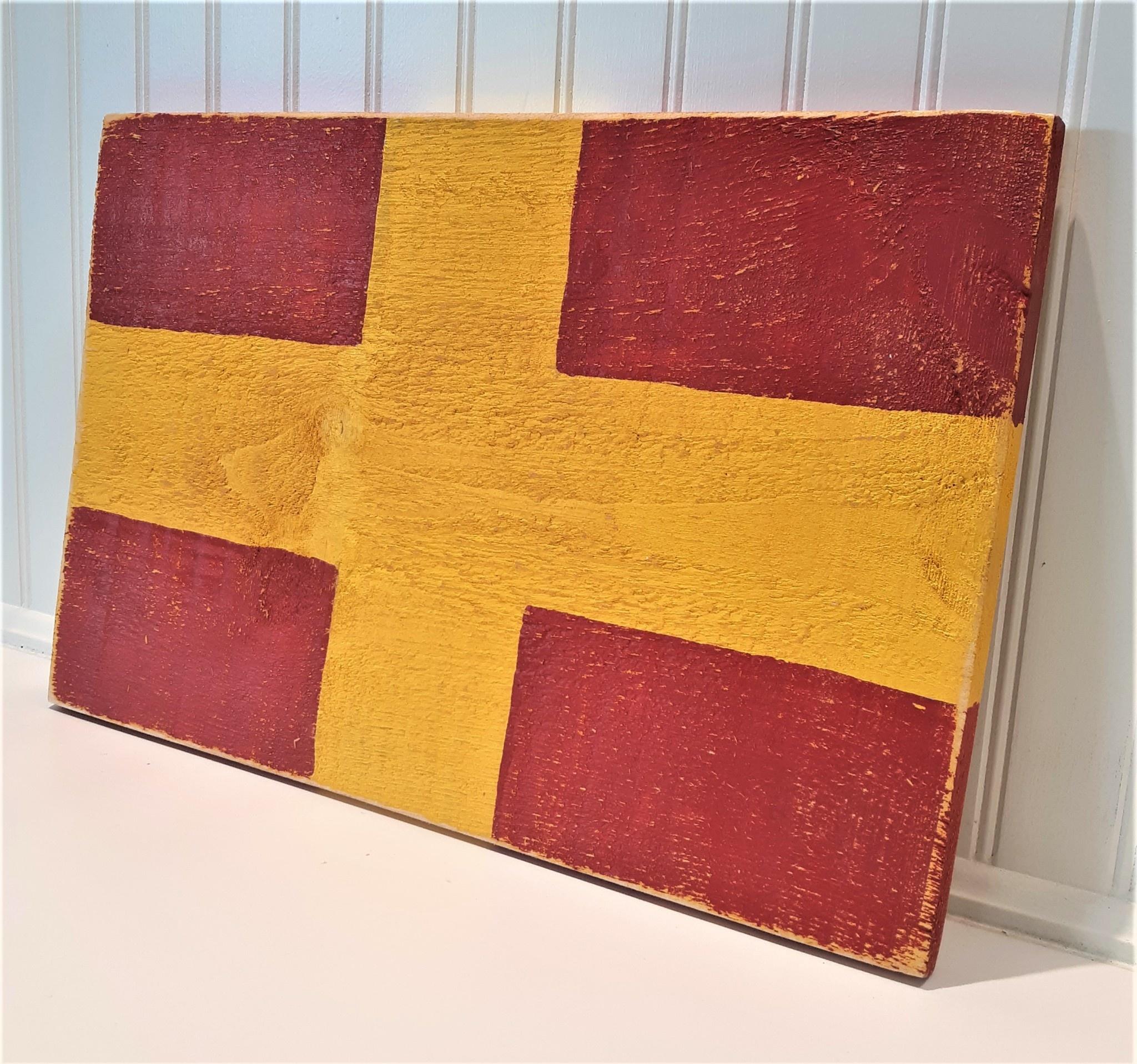 Signal Flag Letter R 12x18