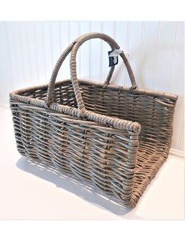 Small Arurog Log Basket