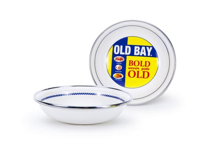 Tasting Dish Old Bay