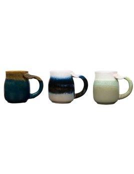 Whale Tail Stoneware Mug