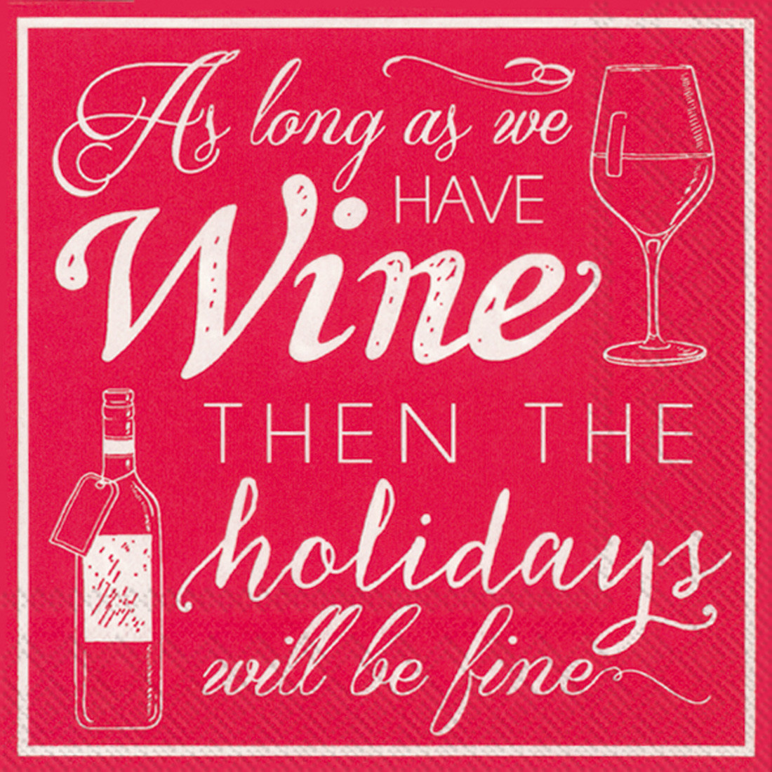 Wine Holidays Cocktail