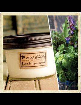 1803 Candles Soy Candle Lavender Lemongrass 6.5oz