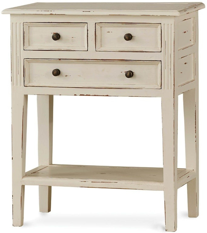 Eton 3 Drawer Side Table Aries Collection