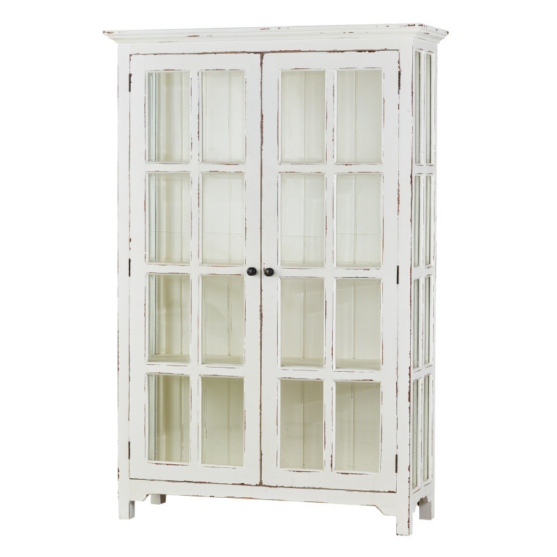 Aries Glass Door Bookcase Aries Collection
