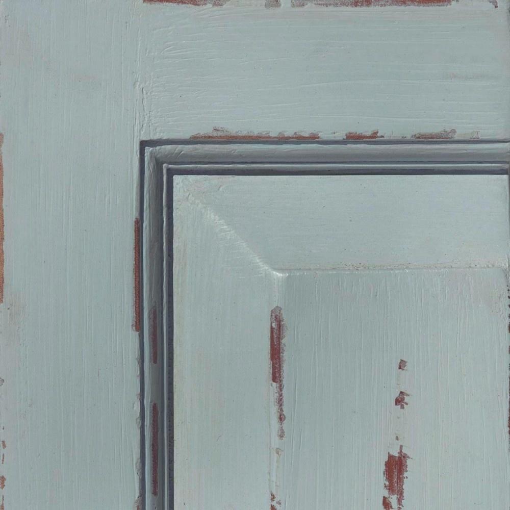 3 Door Sideboard with Glass Door Aries Collection