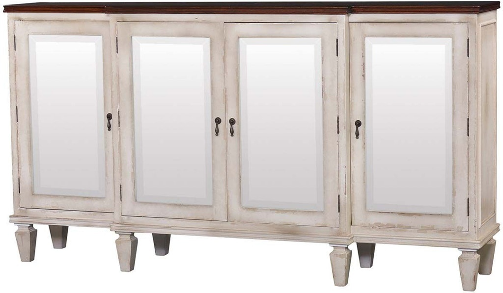 Chelsea Mirror Buffet Aries Collection