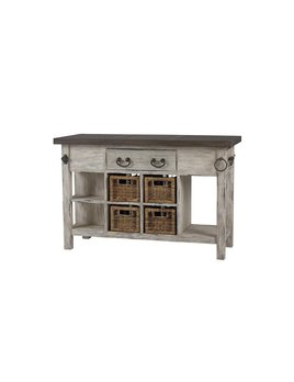 Umbria Kitchen Island Small Aries Collection