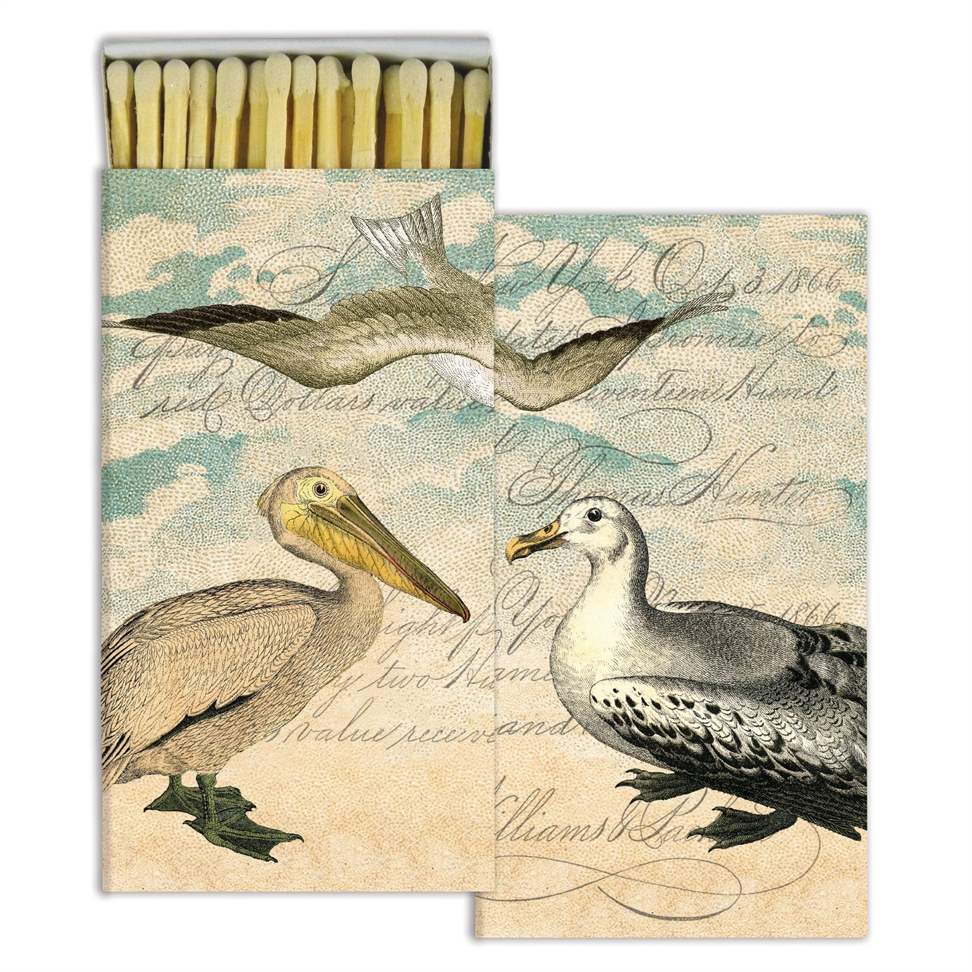 Matches Sea Birds