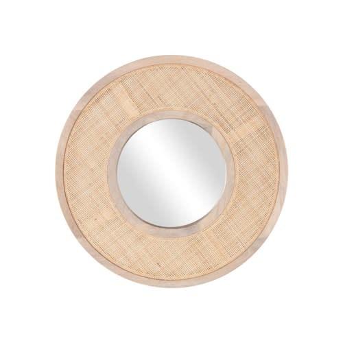 everly round mirror