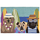 Beach Patrol Multi Rug 24x36