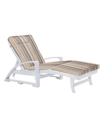 Chaise Lounge Cushion Pad