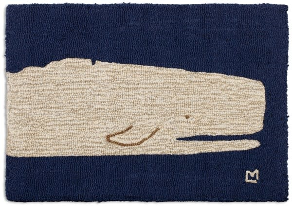 Moby Dick 20x30 Rug