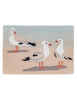 Gulls Sand Rug 24x36