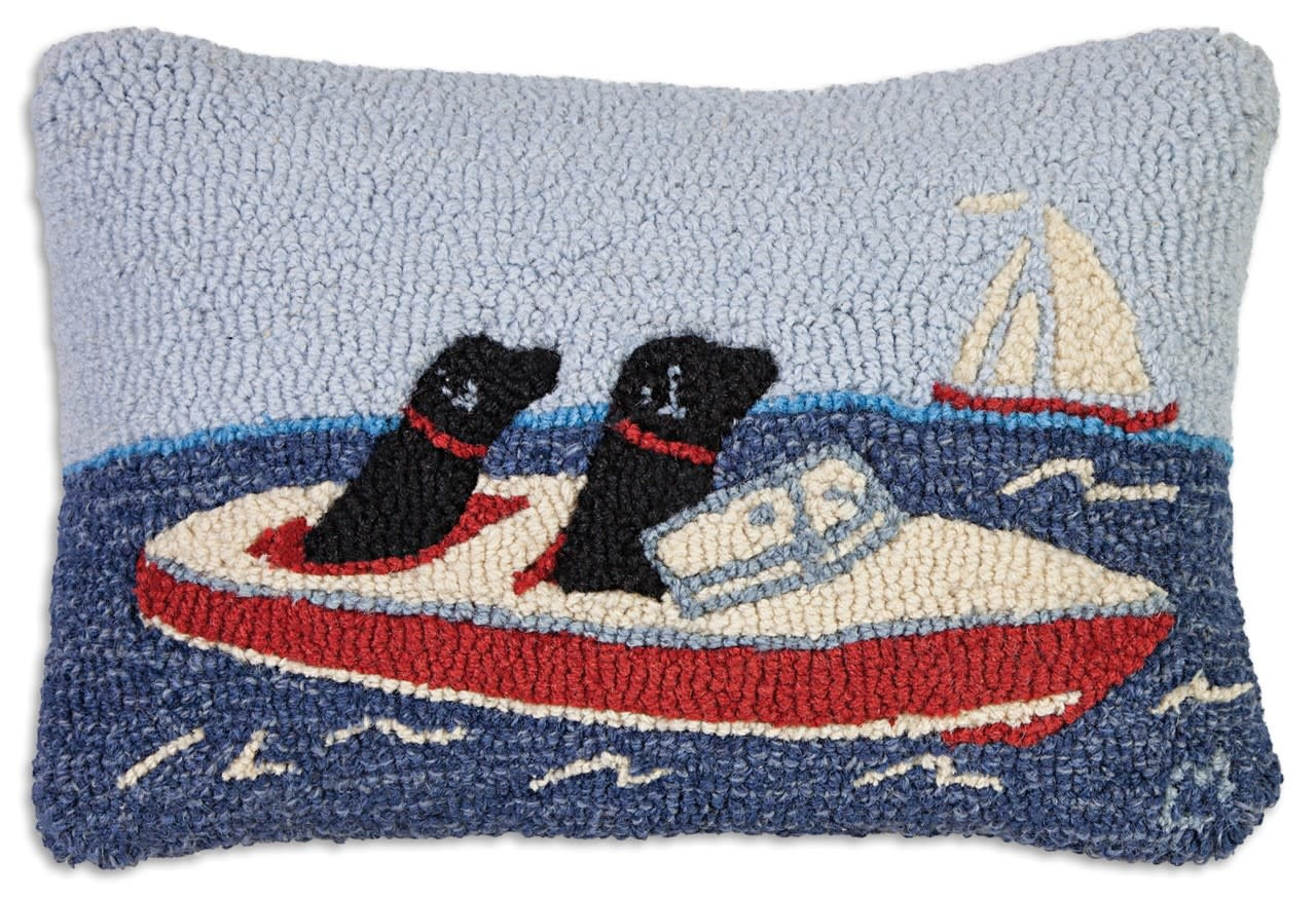 Boating Labs Pillow 14x20