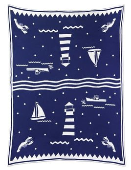 Lighthouse 50x60 Throw