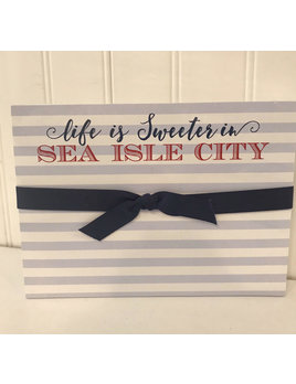 Life is Sweeter in Sea Isle City Slab Pad