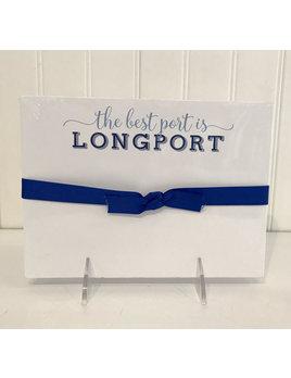 The Best Port is Longport Slab Pad