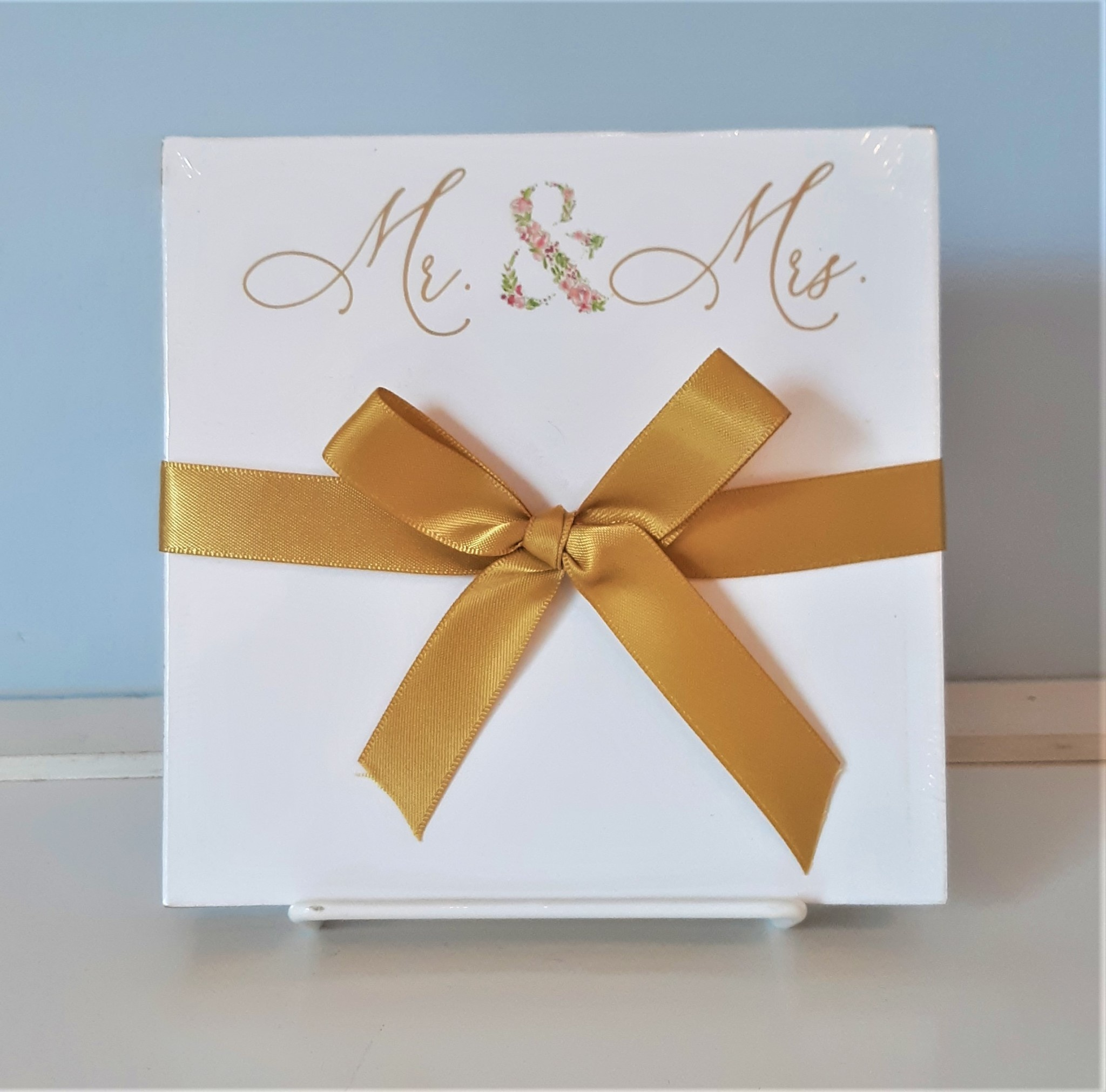 Mr and Mrs Luxe Notepad