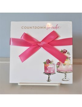 Countdown to Cake Luxe Notepad