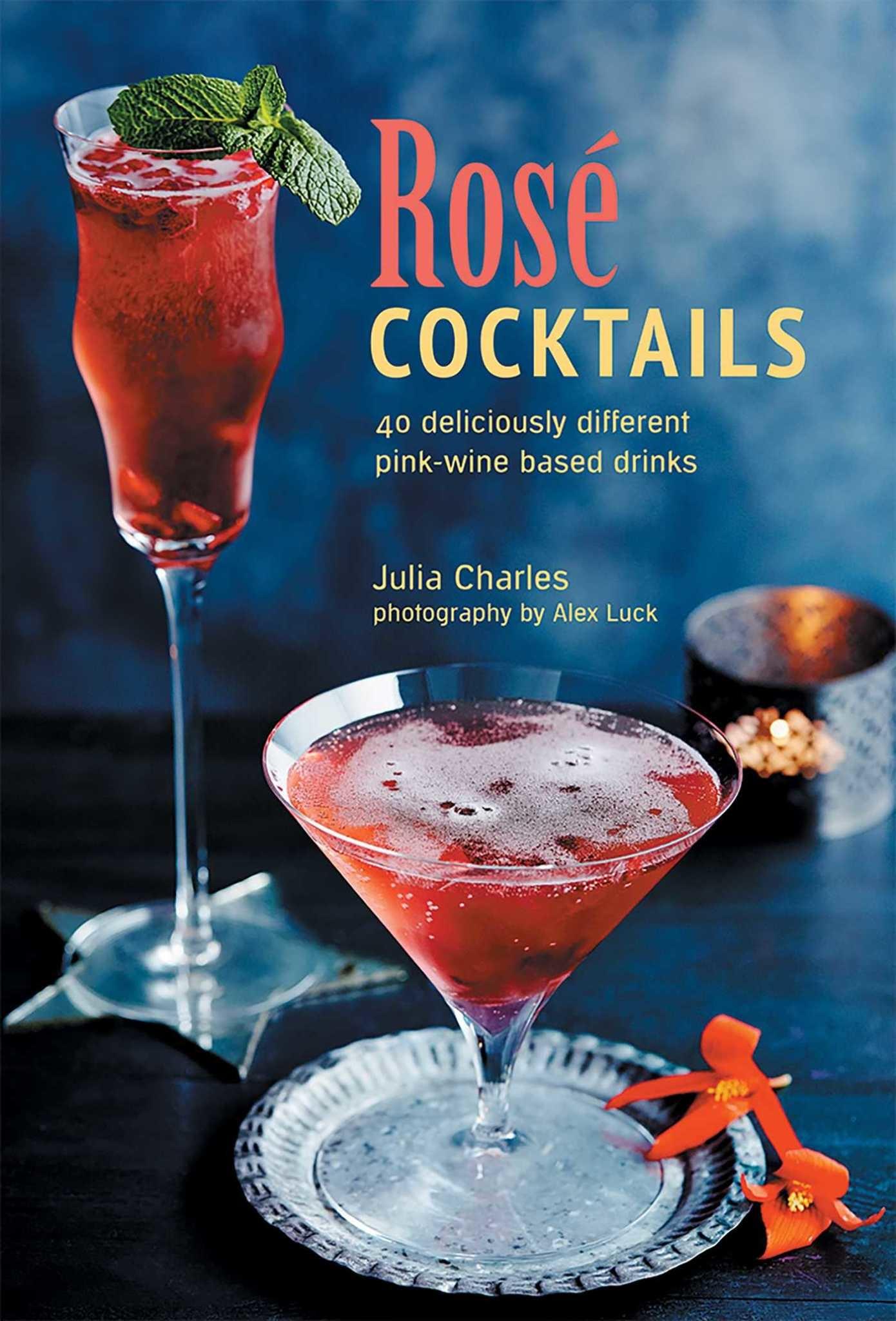 Rose Cocktails Book
