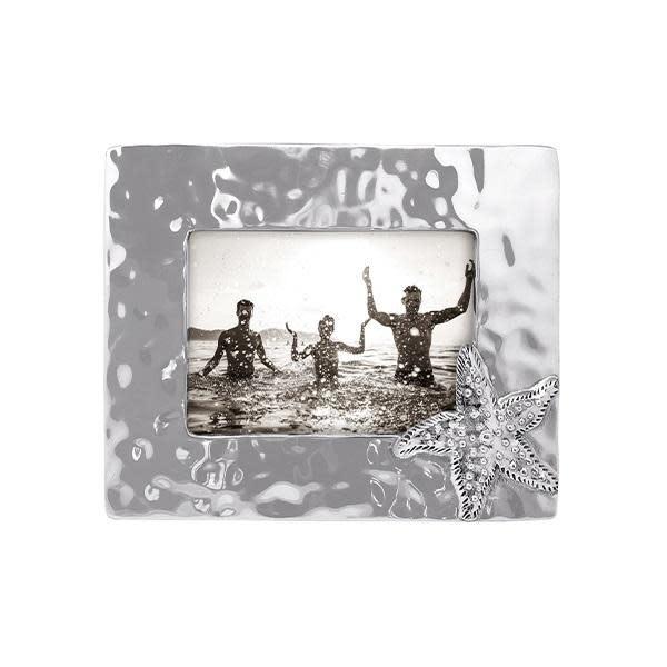 Starfish Shimmer 5x7 Frame
