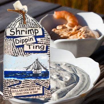 Shrimp Dippin' Ting