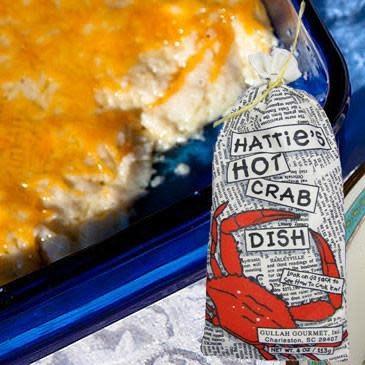 Hattie's Hot Crab Dish