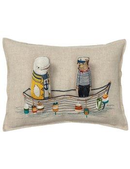 Dinghy Pocket Pillow 12x16