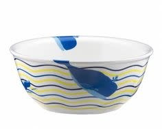Serving Bowl: Whale