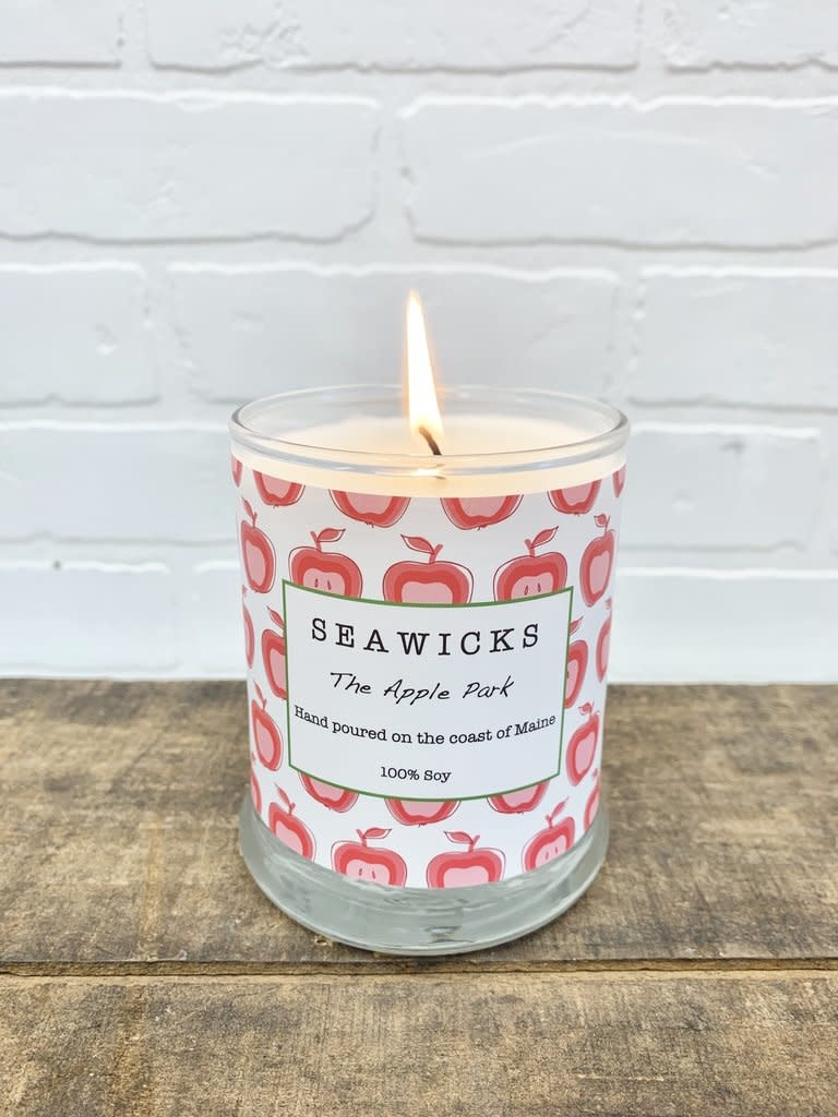 The Apple Park Candle