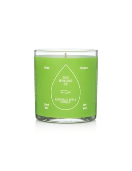 Admiral's Apple Candle