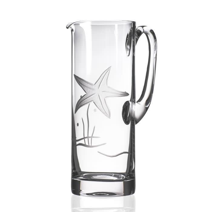 Starfish Pitcher 35oz