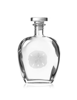 Sand Dollar 23oz Whiskey Decanter