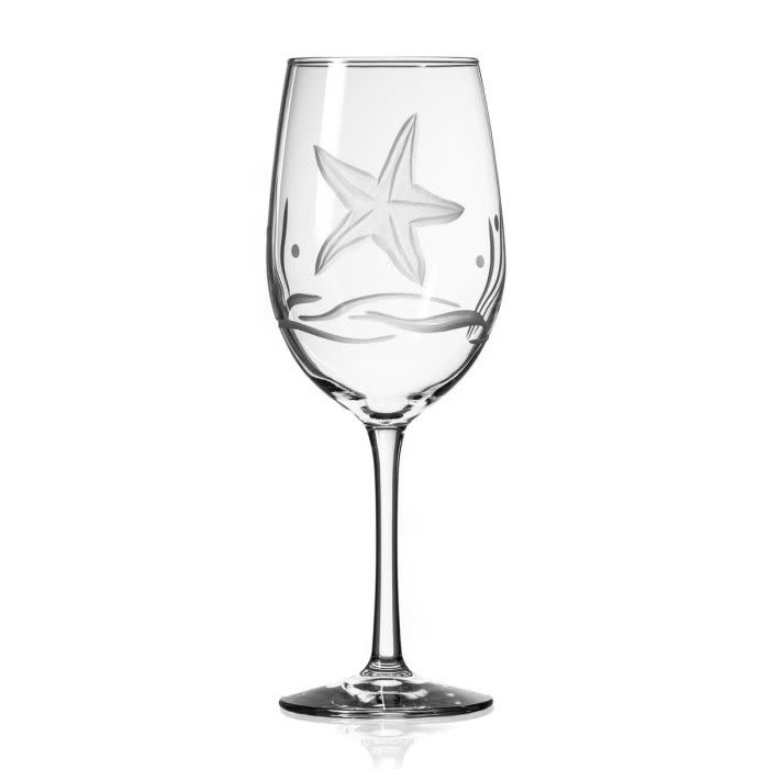 Starfish AP Wine Glass 18oz