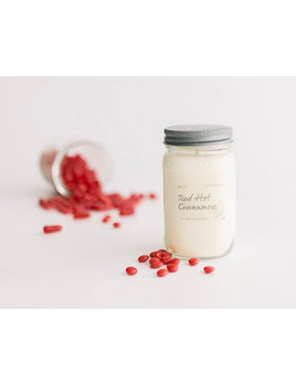 Red Hot Cinnamon Soy Candle 16oz