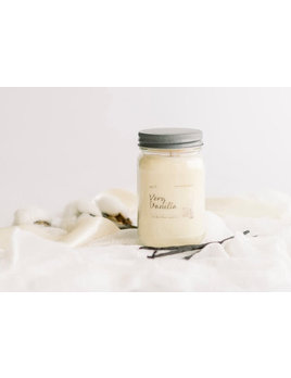 Very Vanilla Soy Candle 16oz