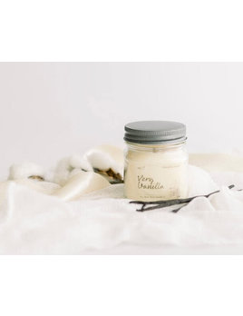 Very Vanilla Soy Candle 8oz