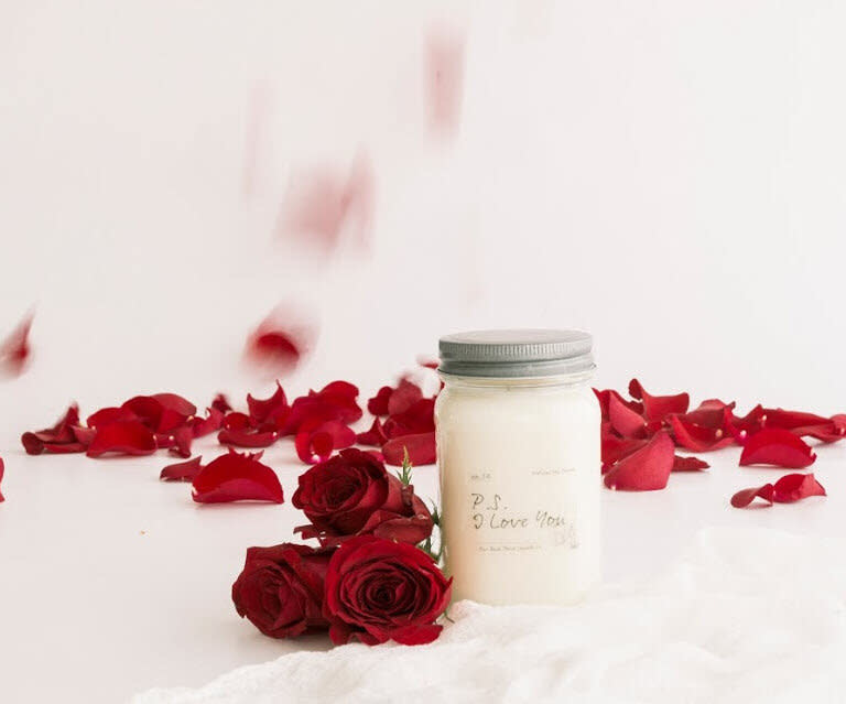 P.S I Love You Soy Candle 16oz