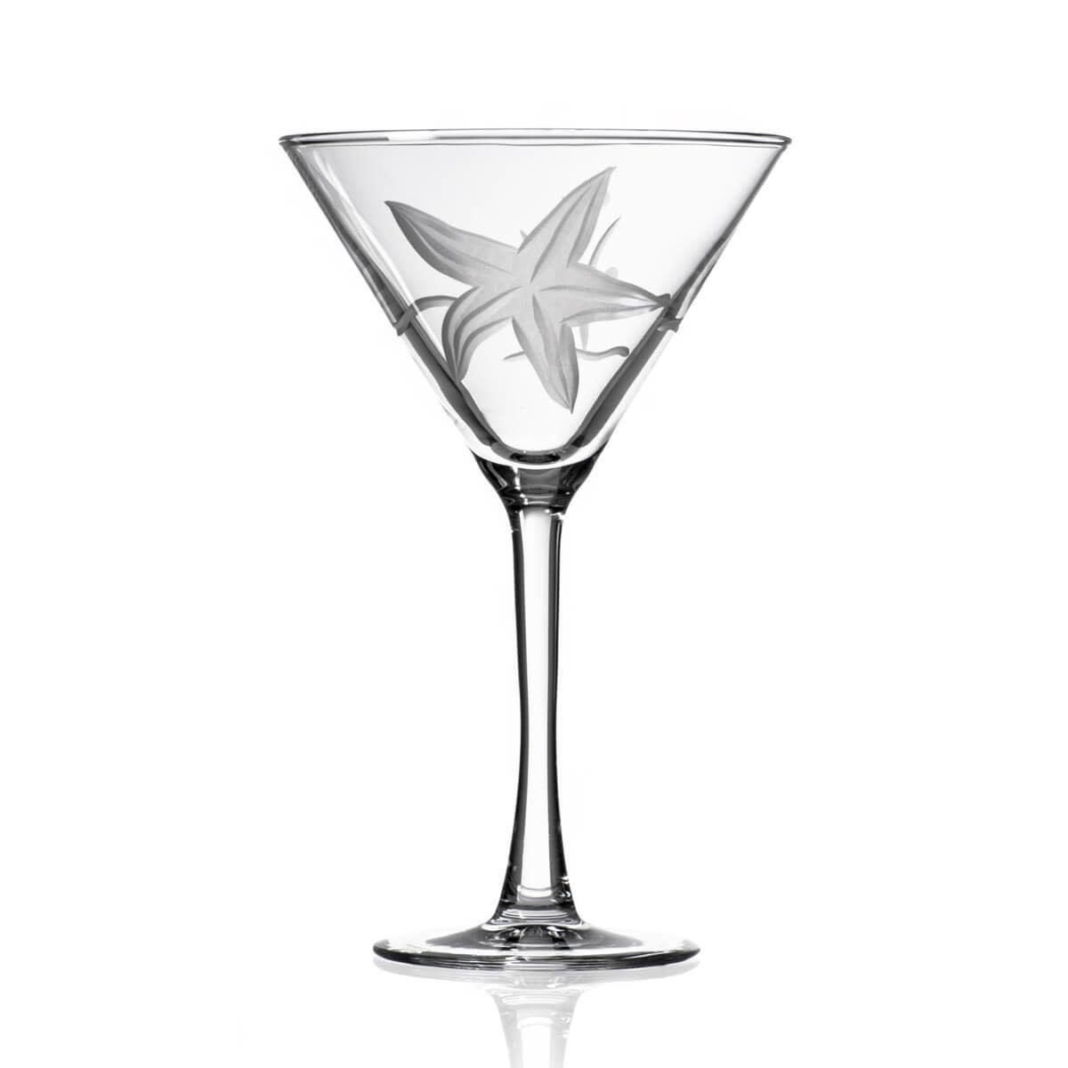 Starfish Martini Glass 10oz